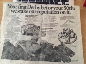 1976 Derby